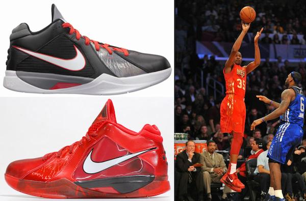 hot sale online 56175 eda2f Nike Zoom KD IV  2011-12